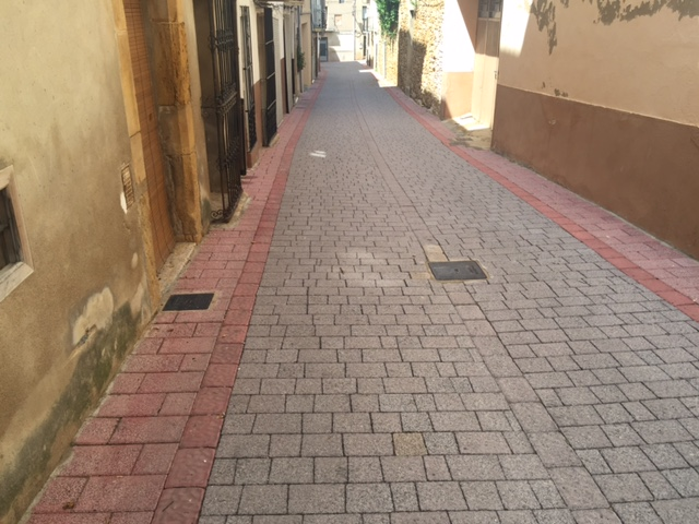 Adoquines para pavimentos en Albocaser | Prefabricados Jara