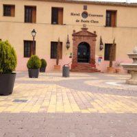 Adoquines de hormigón en Albacete, Cuenca, Guadalajara | Prefabricados Jara