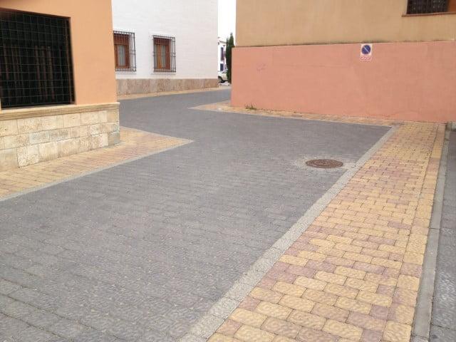 Adoquines en Alcazar de San Juan | Prefabricados Jara | Pavimentos decorativos en Ciudad Real