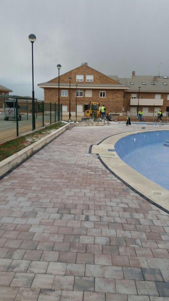 Adoquín decorativo | Prefabricados Jara | Cuenca
