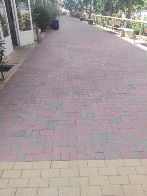 Adoquines de hormigón para pavimentos