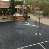Adoquín de hormigón en Cuenca | Trabajos realizados Prefabricados Jara