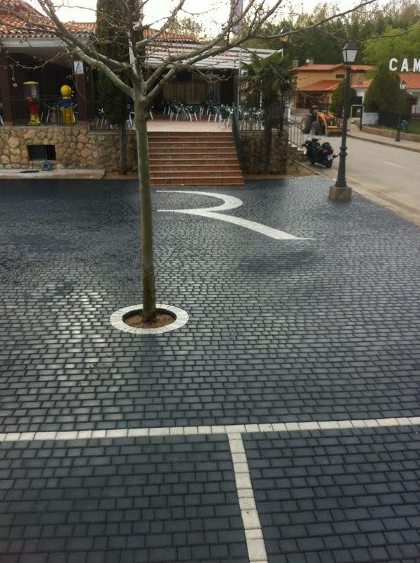 Adoquines Cuenca Casco Viejo | Prefabricados La Jara | Pavimentos decorativos Madrid y Albacete