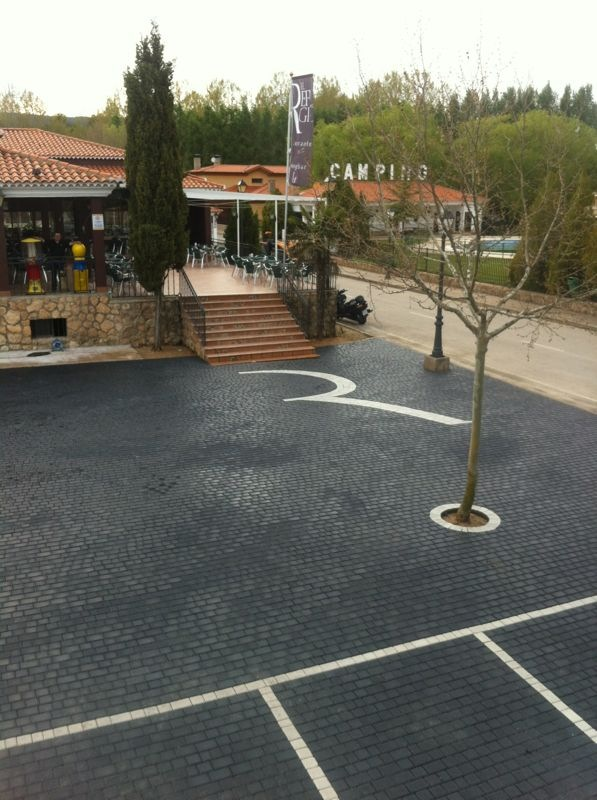 Adoquines Cuenca Casco Viejo | Prefabricados La Jara | Adoquines Madrid