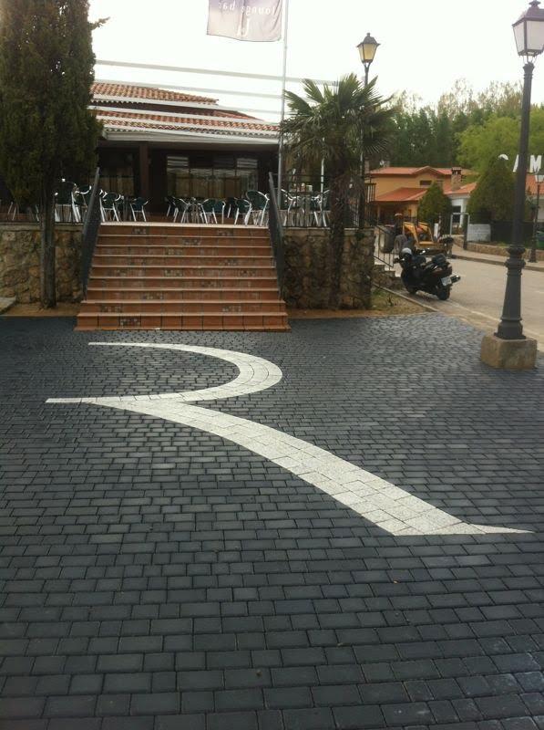 Adoquines en Cuenca Casco Viejo | Prefabricados La Jara | Adoquines Albacete y Madrid