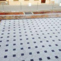 Adoquín de hormigón | Prefabricados de La Jara | El Picazo Ayuntamiento