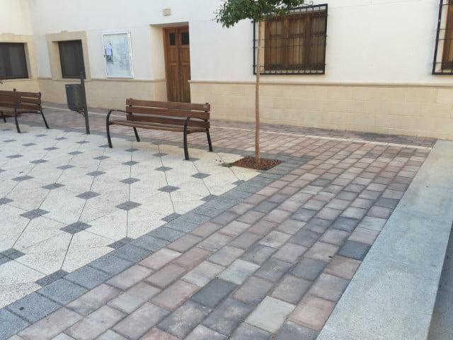 Adoquín El Picazo | Prefabricados La Jara | Adoquines decorativos de hormigón Albacete y Madrid