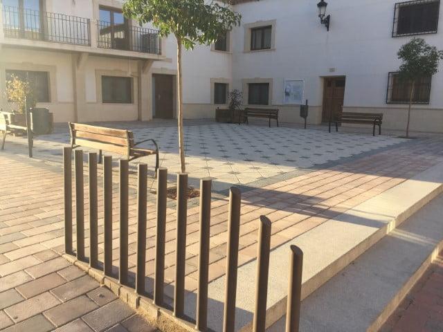 Adoquín Granallado El Picazo | Prefabricados de hormigón Albacete y Madrid