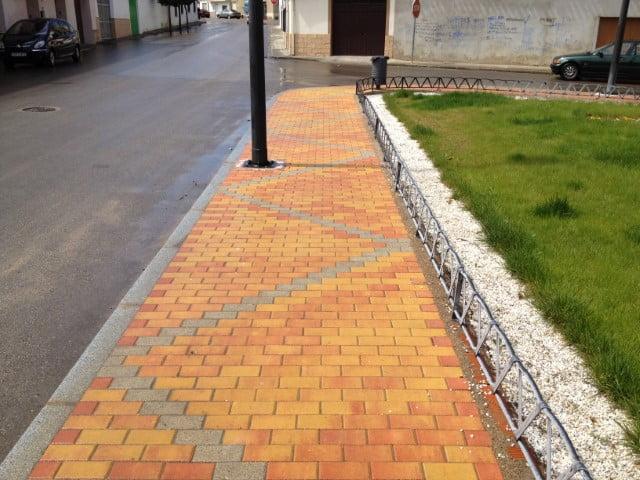 Trabajo de pavimentos en El Provencio | Prefabricados La Jara | Adoquines Madrid | Adoquines Albacete