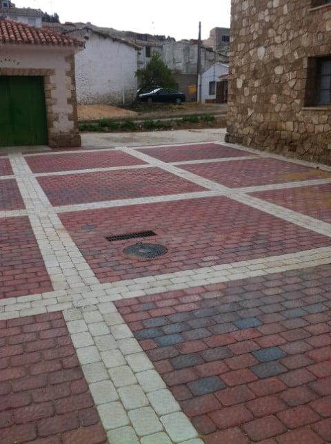 Adoquines Gascuena | Prefabricados La Jara | Adoquines Madrid