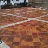 Adoquines en La Cierva | Pavimentos táctiles