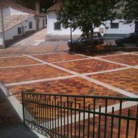 Prefabricados La Jara | Adoquines para pavimentos en Madrid | Adoquines en La Cierva
