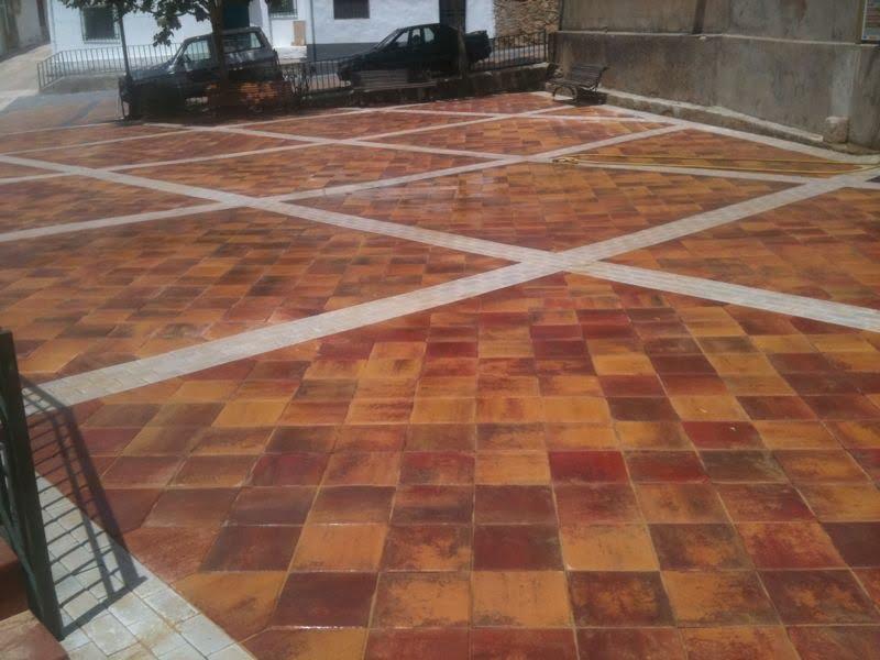Adoquín de hormigón Albacete y Madrid | Prefabricados de la Jara | Adoquín Cuadrado