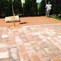 Adoquines para patios | Prefabricados La Jara