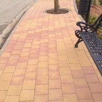 Adoquines en La Olmedilla | Prefabricados Jara | Pavimentos táctiles Madrid