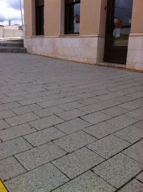 Prefabricados de la Jara | Adoquín de hormigón Albacete | Adoquín Granallado Las Pedroñeras