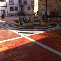 Adoquines decorativos | Prefabricados de La Jara | Monteagudo de las salinas