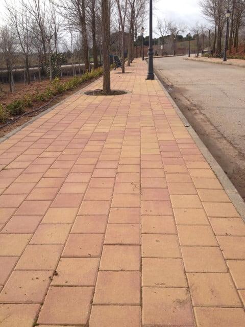 Prefabricados de la Jara | Adoquines de hormigón Madrid | Trabajo en Olmedilla de Alarcón
