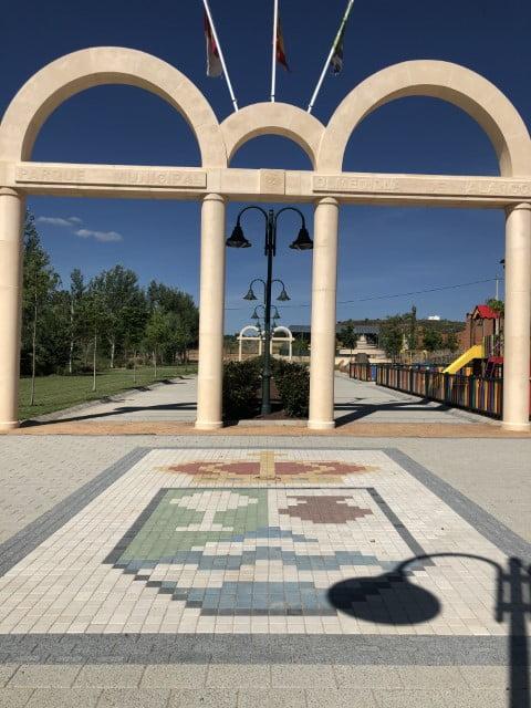 Adoquines en Olmedilla de Alarcón | Escudos | Adoquines de hormigón Madrid