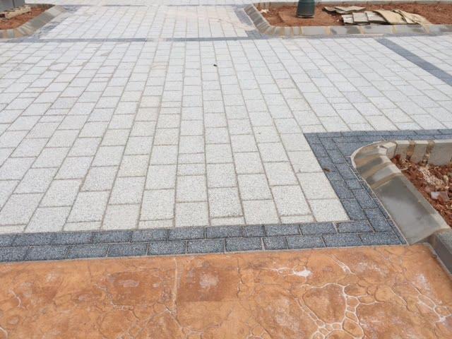 Adoquín rectangular | Prefabricados La Jara | Pavimentos decorativos en Albacete y Madrid