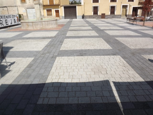 Adoquín Pareja Liso | Granallado negro y praga | Adoquin ecológico Madrid