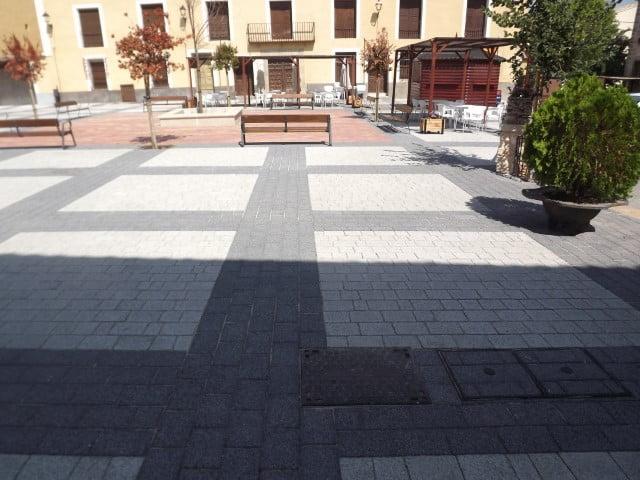 Adoquín en Pareja | Liso | Pavimentos decorativos en Albacete