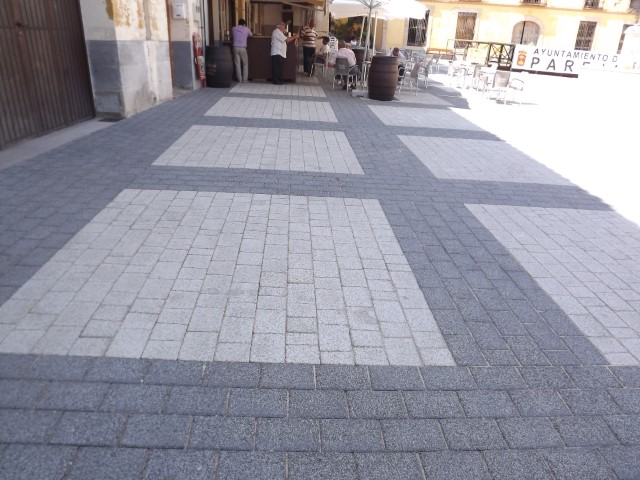 Adoquín en Pareja | Rectangular| Pavimentos decorativos en Albacete