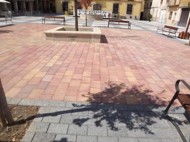 Adoquín en Pareja | Otoño y Liso | Pavimentos decorativos en Albacete y Madrid
