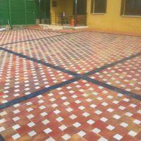 Adoquines en Pinar de Jagaba | Trabajos realizados Prefabricados La Jara | Adoquines Guadalajara