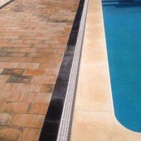 Pavimentos para piscinas   Adoquín rectangular Puebla de Vallbona   Adoquines de hormigón Madrid   Prefabricados La Jara