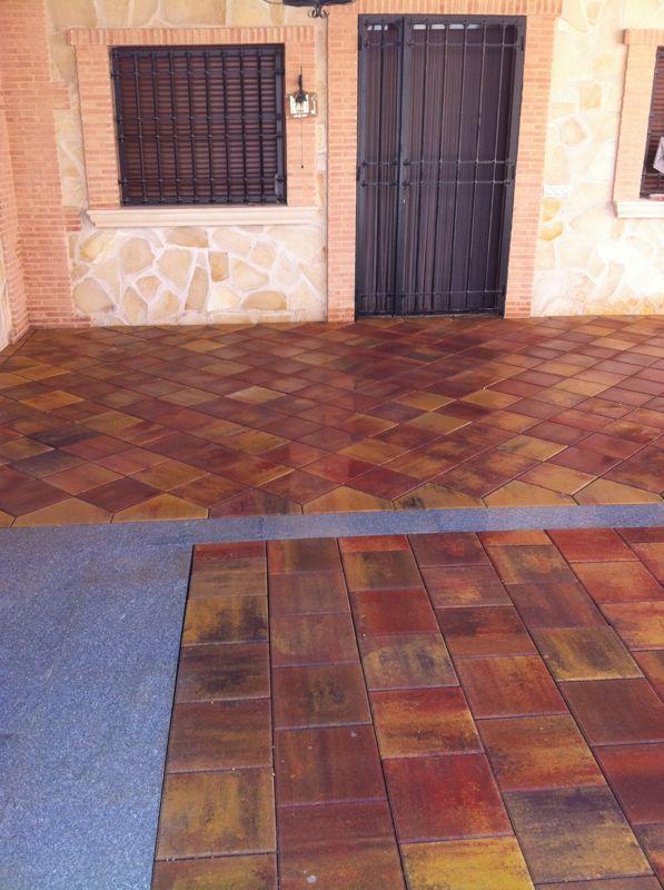 Adoquines en Quintanar del Rey | Adoquín Cuadrado | Prefabricados de la Jara
