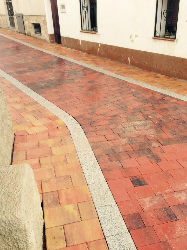 Adoquín Riopar | Romer | Adoquines de hormigón en Albacete