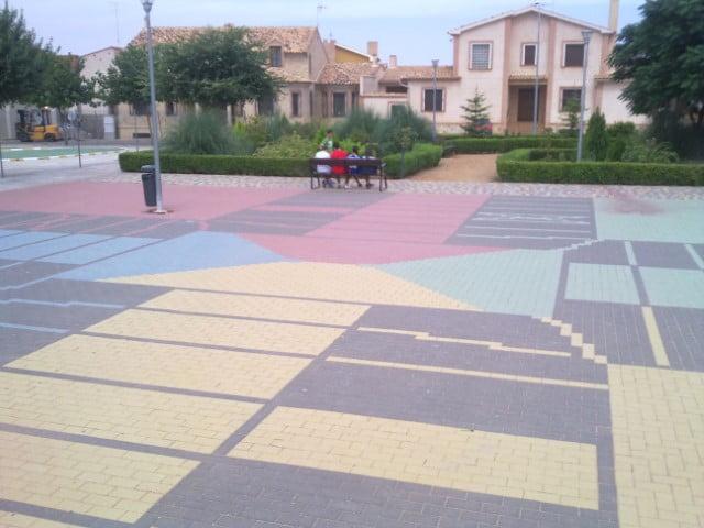 Adoquín rectangular San Clemente | Prefabricados de la Jara | Adoquines Albacete y Madrid