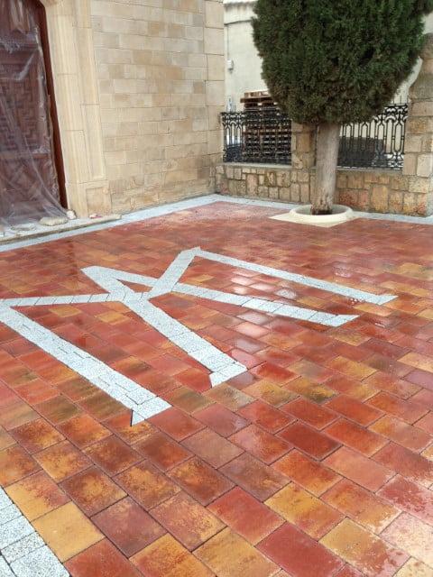 Adoquín Santa Maria del Campo Rus | Prefabricados de la Jara | Adoquines Albacete y Madrid