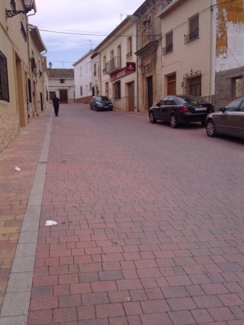 Adoquín Sisante Praga Rojo | Prefabricados de la Jara | Adoquines Albacete y Madrid