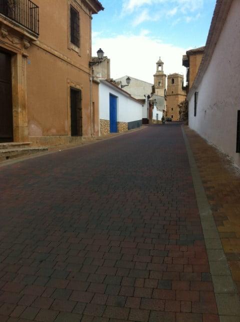 Adoquín Praga Sisante | Prefabricados de la Jara | Adoquines Albacete y Madrid