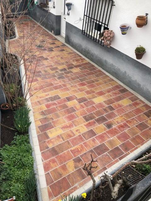 Adoquín rectangular en Villalgordo del Jucar | Prefabricados de la Jara | Adoquines Albacete y Madrid