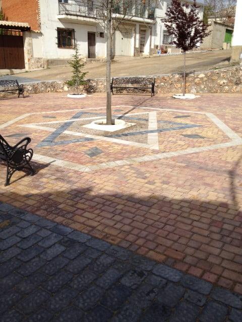 Adoquín casco viejo en Villanueva de Guadamejud | Prefabricados de la Jara | Adoquines Albacete y Madrid