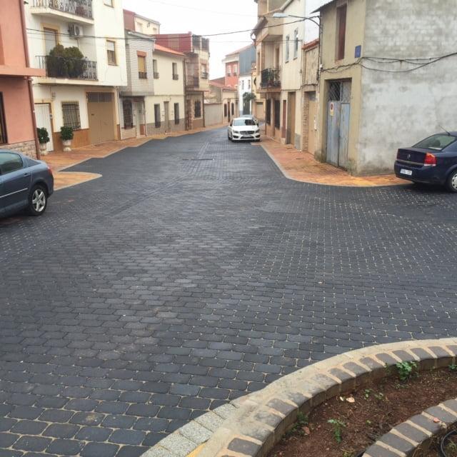 Pavimentos en Villanueva de la Fuente | Prefabricados de la Jara | Adoquines Albacete y Madrid