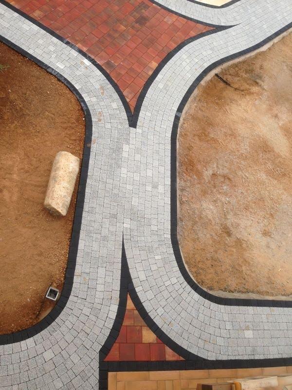 Adoquín Praga Granallado | Prefabricados de la Jara | Adoquines Albacete y Madrid