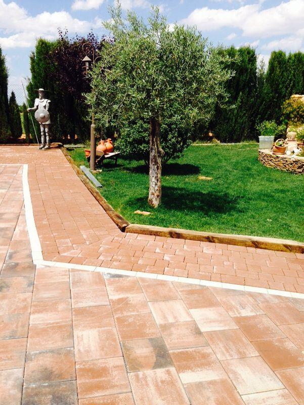 Adoquín Cuadrado Teide y Praga | Prefabricados de la Jara | Adoquines Albacete y Madrid