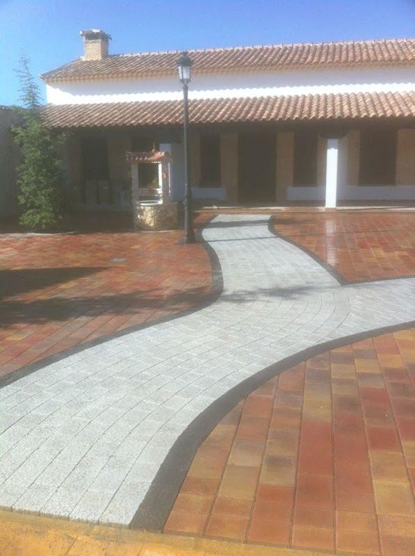 Adoquín Rectangular | Prefabricados de la Jara | Adoquines Albacete y Madrid