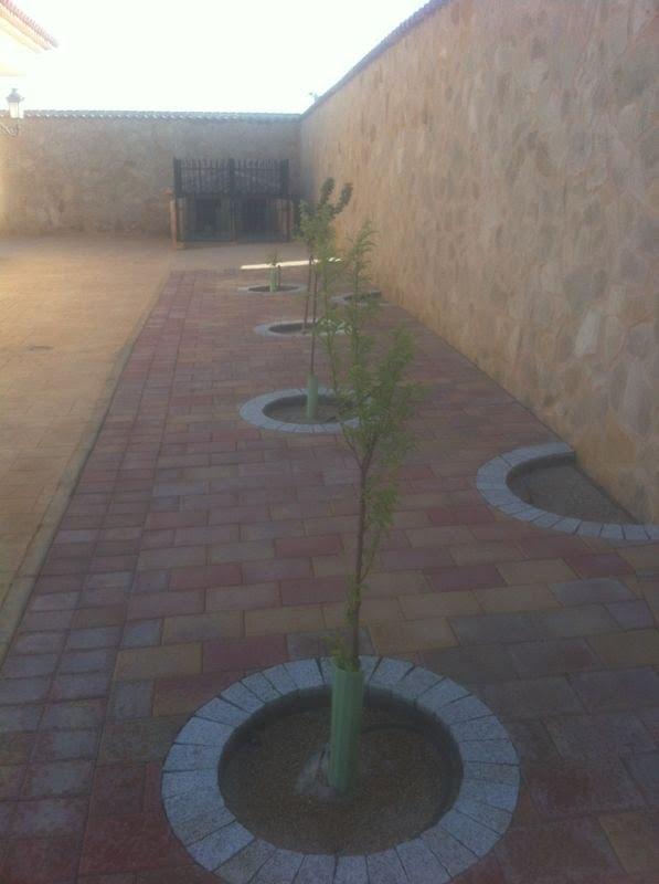 Adoquín Rectangular Villanueva de la Jara | Prefabricados de la Jara | Adoquines Albacete y Madrid