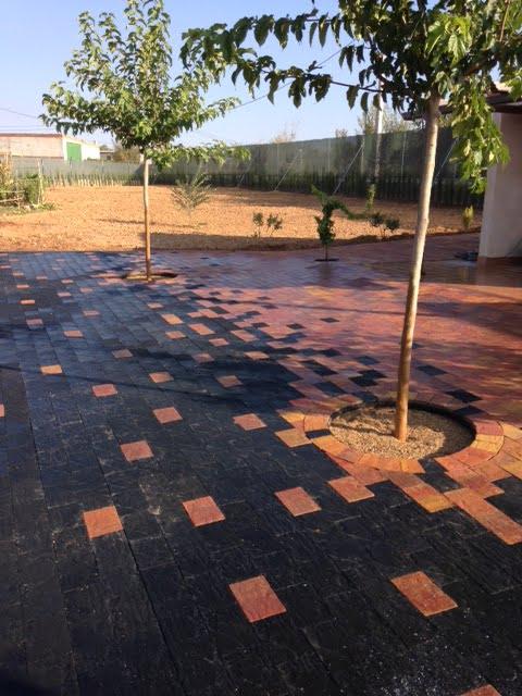 Adoquín negro Villanueva de la Jara | Prefabricados de la Jara | Adoquines Albacete y Madrid