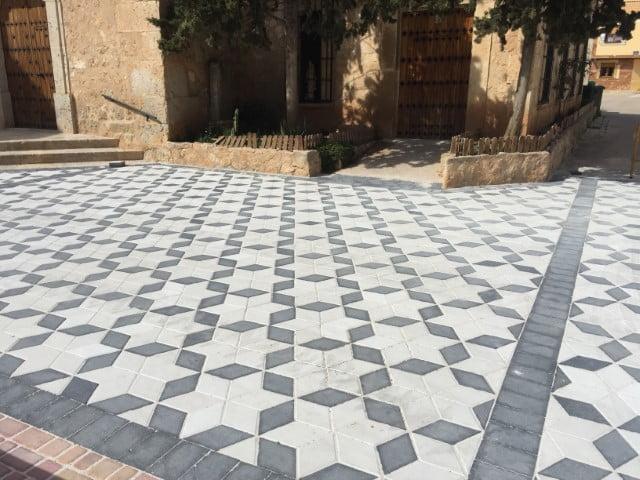 Adoquín Rombo | Prefabricados de la Jara | Adoquines Albacete y Madrid