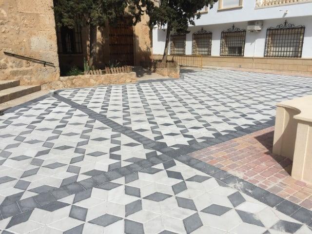 Pavimentos Rombo | Prefabricados de la Jara | Adoquines Albacete y Madrid