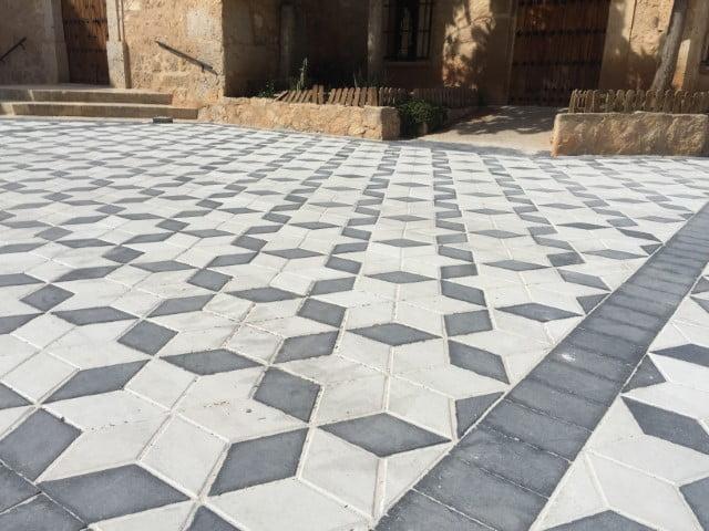 Adoquín rombo y stone | Prefabricados de la Jara | Adoquines Albacete y Madrid
