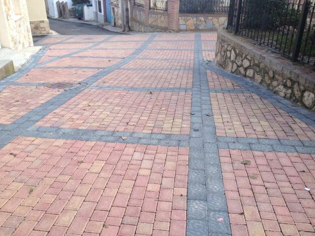 Adoquines Casco Viejo Otono y Rugoso | Prefabricados de la Jara | Adoquines Albacete y Madrid