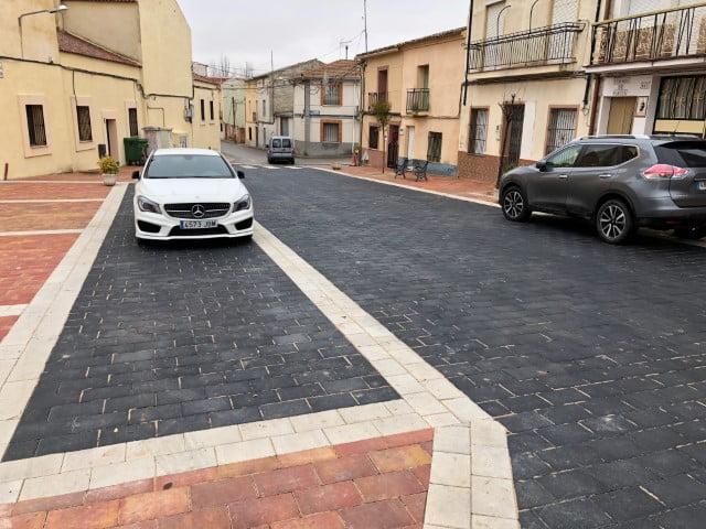 Pavimentos Adoquinado | Zarza de Tajo