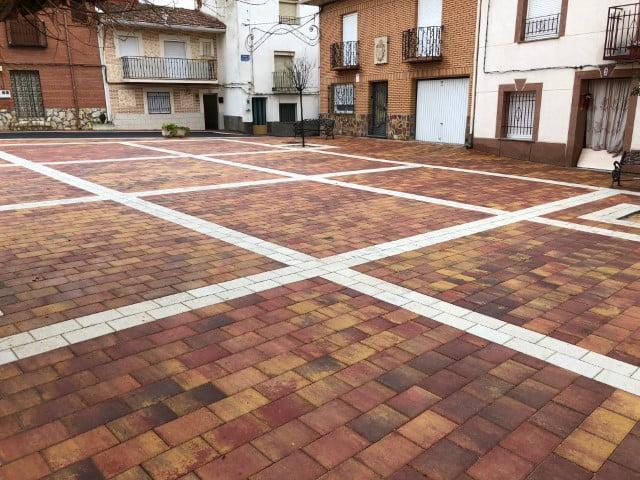 Pavimentos Zarza de Tajo | Prefabricados de la Jara | Adoquines Albacete y Madrid